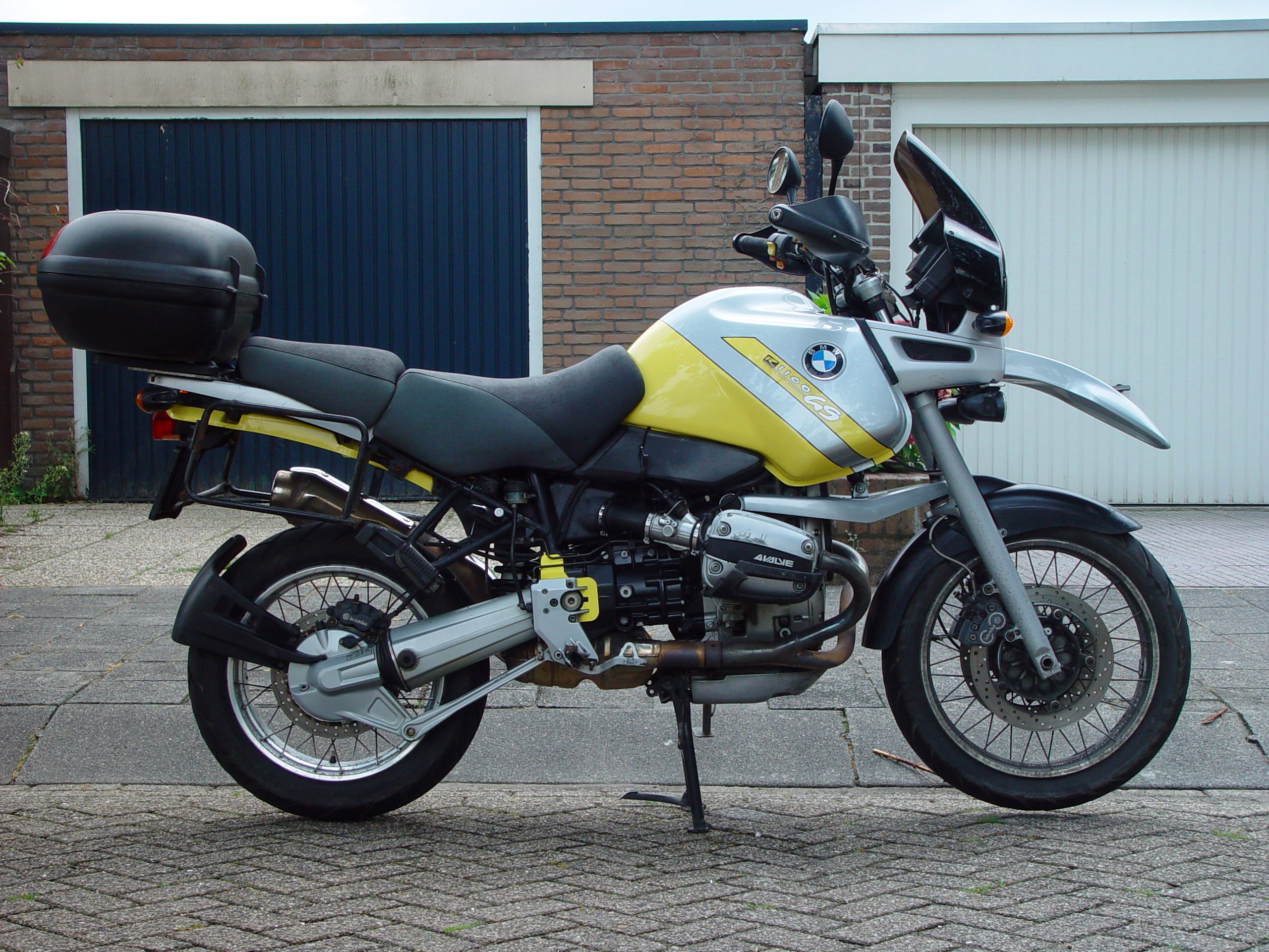 Te Koop Bmw R1100gs 99 Allroadmaniacs